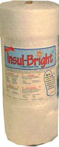 Insul-Bright - Wärmeisolierendes / Kälteisolierendes Vlies - SB Packung