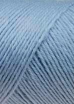 Jawoll Uni Sockenstrickgarn - 50g Knäuel - Sockenwolle von Lang Yarns # 0324 Hellgrau