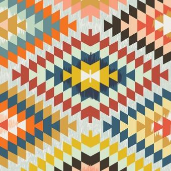 Designer-Jersey! Serape Fervor Knit - Wanderer by Art Gallery Fabrics