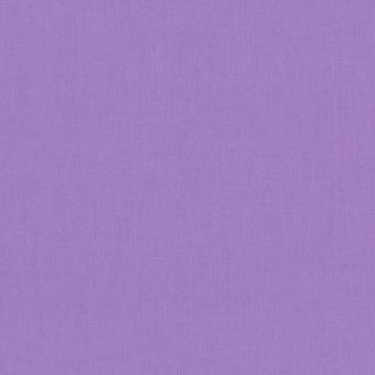 Wisteria Purple / Blauregen-Lila - Kona Cotton Solids Unistoffe