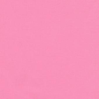 Carnation Pink / Nelkenpink - Kona Cotton Solids Unistoffe