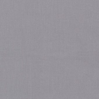 Pewter Grey / Zinngrau - Kona Cotton Solids Unistoffe