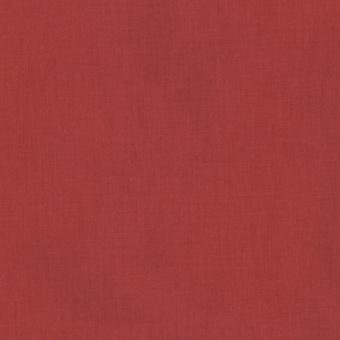 Cayenne Red / Cayenne Pfeffer Rotbraun - Kona Cotton Solids Unistoffe
