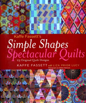 Kaffe Fasset's Simple Shapes Spectacular Quilts Patchworkbuch - 23 Original Quilt Designs