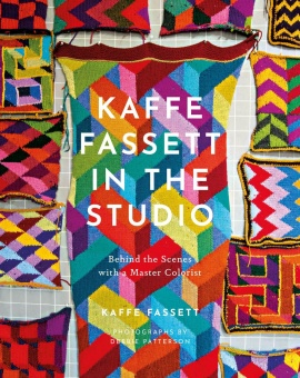 Kaffe Fassett in the Studio: Behind the Scenes with a Master Colorist