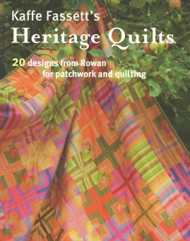 Kaffe Fassett's Heritage Quilts - 20 designs for patchwork and quilting