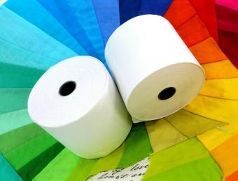 Kassenrollen Quilts - Kassenrolle für Patchwork - Nähen auf Papier Methode