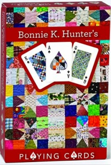 Patchwork Kartenspiel - Bonnie K Hunter's Quilty Playing Cards