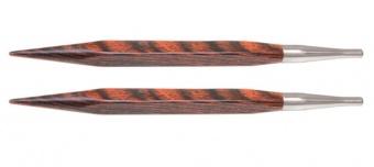 KnitPro Cubics - Auswechselbare Nadelspitzen / Austauschbare, eckige Rundstricknadeln  7,00 mm / US 10,75 o. 10 3/4