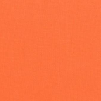 Orangeade / Orangeat - Kona Cotton Solids Unistoffe