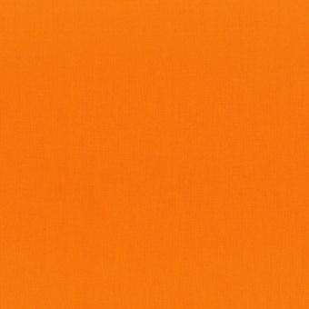 Clementine Orange - Kona Cotton Solids Unistoffe - Robert Kaufman Fabrics Baumwollstoff