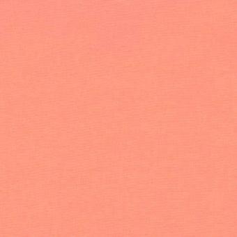 Creamsicle Pinkish Orange / Bonbonorange Rosé - Kona Cotton Solids Unistoffe
