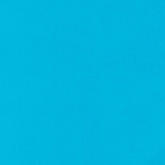 Cyan / Zyan Blaugrün - Kona Cotton Solids Unistoffe