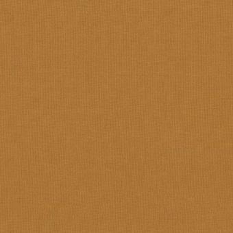 Leather Brown / Lederbraun - Kona Cotton Solids Unistoffe