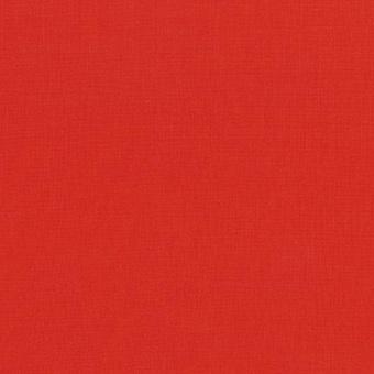 Pimento Red / Pimentrot/-orange - Kona Cotton Solids Unistoffe