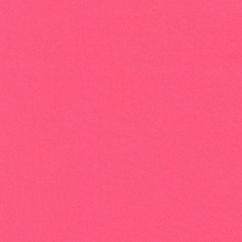 Punch-Pink - Kona Cotton Solids Unistoffe