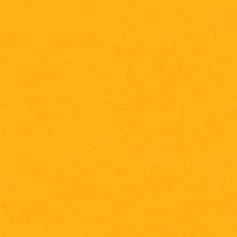 Sunny Yellow / Sonnengelb - Kona Cotton Solids Unistoffe