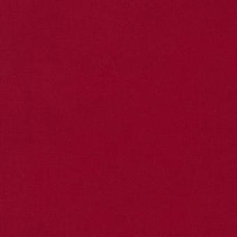 ÜBERBREIT! RICH RED / Rot- XXL Kona Cotton Solids Unistoffe - Überbreiter Rückseitenstoff!