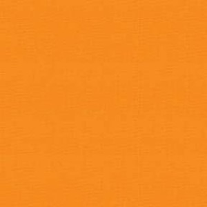 Orange / Leuchtendes Orange - Kona Cotton Solids Unistoffe