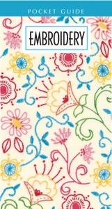 Taschenatlas Stickerei - Pocket Guide Embroidery