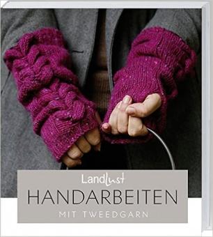 LandLust Handarbeiten mit Tweedgarn