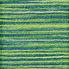 Decora No. 6 - Multicolor Overlock Stickgarne / Overlockgarn / Dekogarn 1594 Amazone