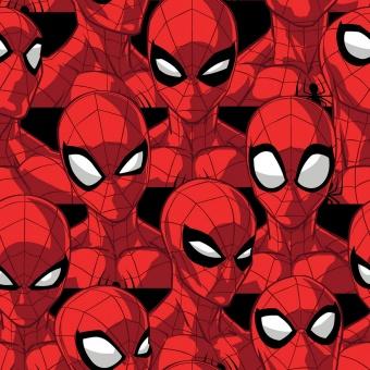 Spider-Man Marvel Comicstoff / Spiderman Sense Superheldenstoff - Original Lizenzstoff