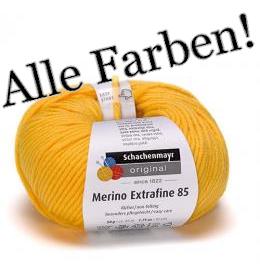 Merino Extrafine 85 Strickgarn - Schachenmayr Easy Start