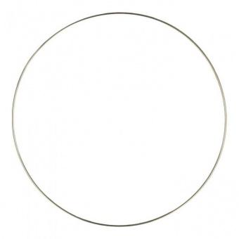 Traumfänger Rohlinge - Verschiedene Durchmesser - Metallringe für Macramé Mandalas