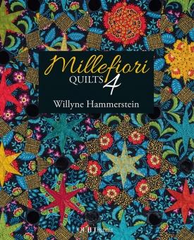 Millefiori Quilts Buch 4 IIII - Willyne Hammerstein - English Paperpiecing Patchworkbuch