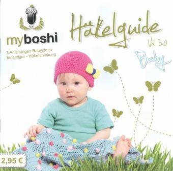 Häkelguide Vol 3.0 myboshi original - Baby