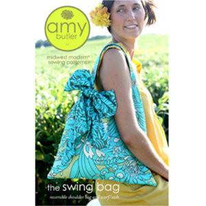 SONDERPOSTEN! The Swing Bag Wendetasche mit Schal