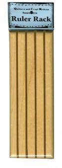 Lineal Organizer - Ruler Rack für Rollschneiderlineale & Acryschablonen