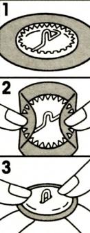 Überziehbare Knöpfe 11mm - Stoffknöpfe 7 Stück