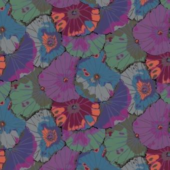 Vintage Lotus Leaves - Kaffe Fassett Collective Designerstoffe - Patchworkstoff Meterware