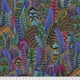 Autumn Feathers Federnstoff - Philip Jacobs Patchworkstoffe - Kaffe Fassett Collective Designerstoffe