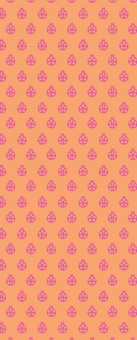 Nectarine Ladybug - True Colors by Tula Pink