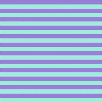 Petunia Tent Stripe - All Stars by Tula Pink - Streifenstoff Türkis / Blau
