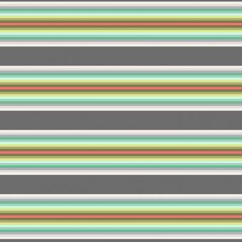 Mint Tick Tock Stripe Streifenstoff - Chipper by Tula Pink Patchworkstoffe