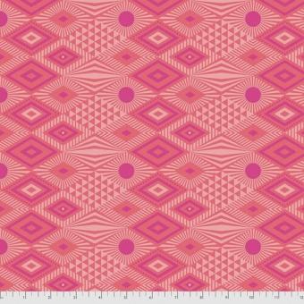 Dragonfruit Lucy - Daydreamer Tula Pink Designerstoffe - Tropische FreeSpirit Patchworkstoffe - VORBESTELLUNG! ca. November 2021
