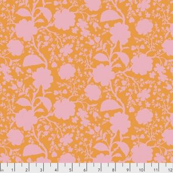 Blossom Wildflower Blumenstoff - True Colors Tula Pink Basicstoffe - FreeSpirit Patchworkstoffe