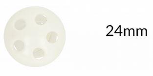 Rasselglöckchen für Babyspielzeuge - 24mm Rasseln