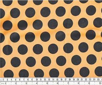 Orange Dot Costume Clubhouse by Shelly McCully Studio - Riley Blake Designs