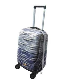 Trolley in Strickoptik - Limited Edition Viva Color - Regia Schachenmayr Koffer