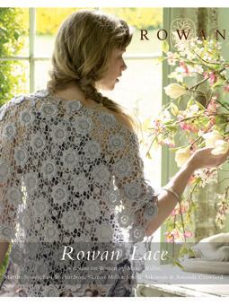 Rowan Lace - Strickbuch mit 14 Strickanleitungen