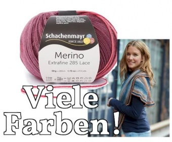 Merino Extrafine 285 Lace Strickgarn - Schachenmayr Easy Start Lacegarn