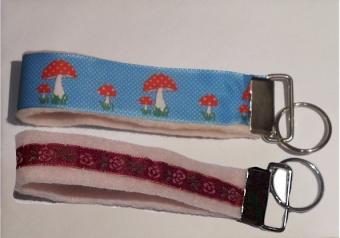Schlüsselband-Rohlinge für Schlüsselbänder & Lanyards - 2,5cm / 25mm