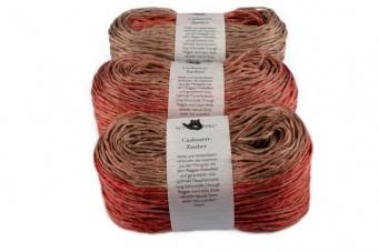 Cashmere Zauber - Kaschmirgarn küsst Merinowolle - Multicolor Farbverlaufsgarn von Schoppel Wolle 2261 Herzstück