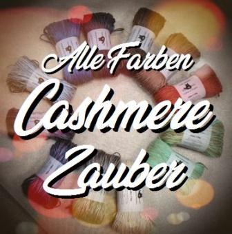 Cashmere Zauber - Kaschmirgarn küsst Merinowolle - Multicolor Farbverlaufsgarn von Schoppel Wolle