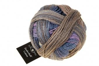 Zauberball Cotton - Schoppel Zauberbälle Geländegewinn 2370